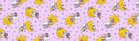 Сладкие сны, бязь (Метр пог. ткани (220 см))