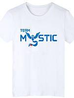 Футболка Покемон го Мистик/Pokemon Go Team Mystic
