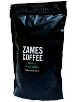 Кофе Zames Coffee Arabica Brasil Santos в зернах 500 гр