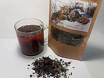 Композиционный на основе черного чая  «Таежный романс»