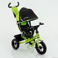 Бест Трайк 5555 надувные колеса новинка трехколесный Best Trike новинка 201