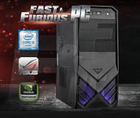 Компьютер FF Frimecom-L i3-4170 3.7GHz/ 8GB /4GB GTX 750 TI/ 1TB/ 650W