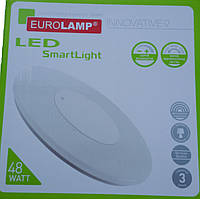 LED Светильник SMART LIGHT 48W EUROLAMP