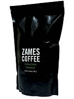 Кофе в зернах Zames Coffee Arabica India Plantation 500 гр