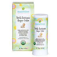 Органический бальзам для детских ягодичек Mambino Organics, 18г