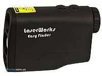 Лазерный дальномер Laser Works LW-1000 + измерение скорости | 1000 метров