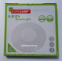 LED Светильник SMART LIGHT 20W EUROLAMP