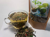 Композиционный на основе зеленого чая  «Мохито»