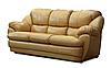 """Трехместный раскладной кожаный диван """"Империал"""" (230см), фото 3"""