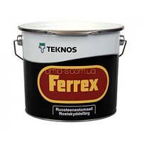 Антикоррозионная краска на растворителе FERREX