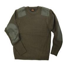 Мужской свитер Commando Alpha Industries Olive Green Olive Green