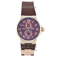 Часы мужские Ulysse Nardin Maxi Marine Chronometer