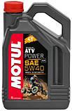 Масло MOTUL ATV POWER 4T 5W-40 4л (105898), фото 3