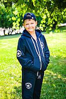 Подростковый спортивный костюм-двойка для мальчиков 394