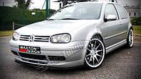 Накладка передняя Volkswagen Golf 4