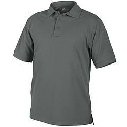 Тактическая футболка Helikon Polo Urban Tactical TopCool - Shadow Grey