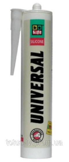 Герметик силиконовый универсальный BeLife