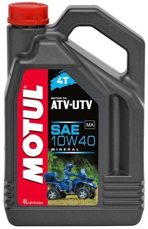 Масло MOTUL ATV-UTV 4T 10W-40 4л (105879)