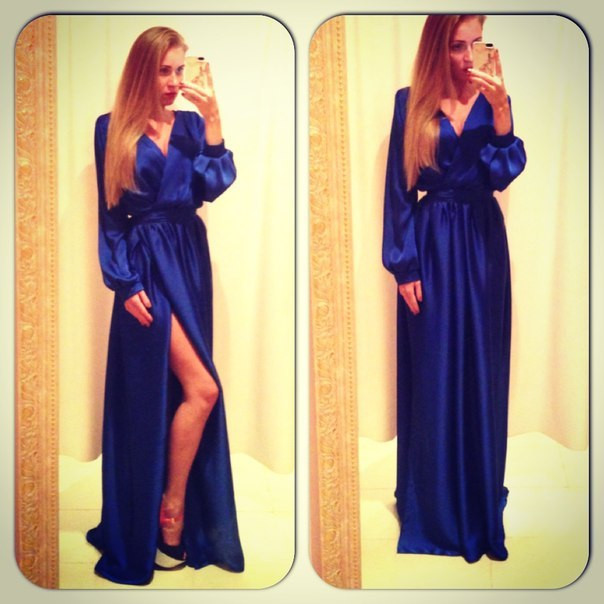 Платье 053