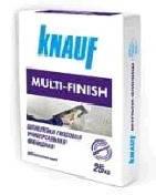 Шпатлевка гіпсова мульті-фініш Knauf 25кг