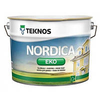 Краска для домов NORDICA EKO