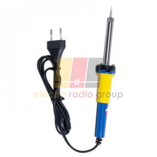 Паяльник ZD-200C, 25W, 220V, нихромовый нагреватель