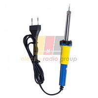 Паяльник ZD-200C, 60W, 220V, нихромовый нагреватель, евровилка