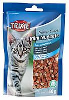 Trixie (Трикси) Trainer Snack Mini Тренер Снэки Мини лакомство для кошек 50 г