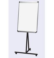 Флипчарт магнитно-маркерный на мобильной треноге Mobile 65х100см. Бесплатная доставка Интайм!