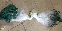 Рыбацкая сетка Kaida белая 1ст 1.8м