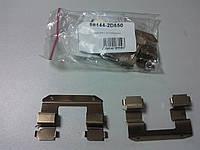 Прижимная пластина (комплект) тормозных колодок Hyundai Matrix