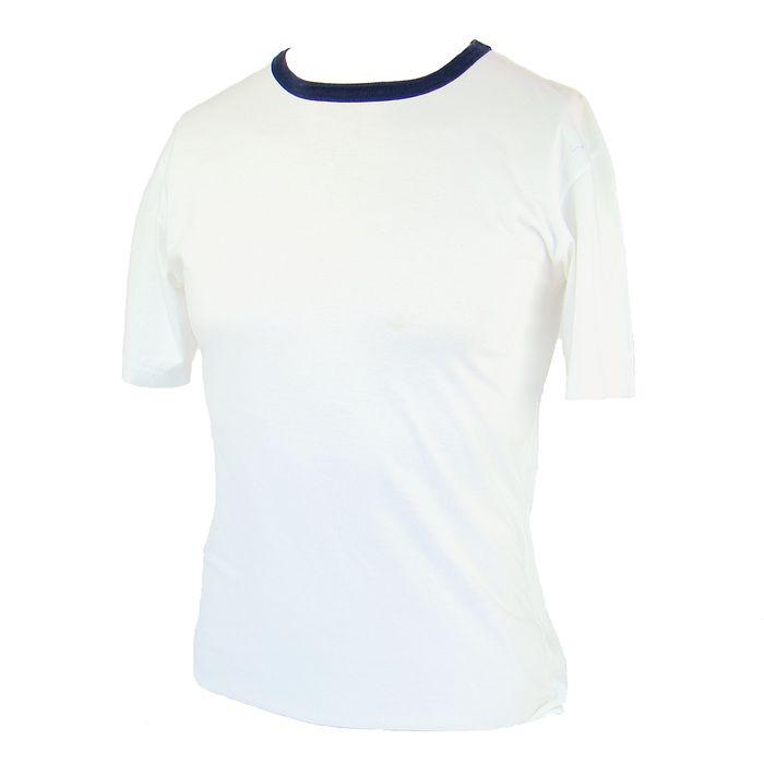 Голанд. белая футболка Mil-Tec б/у