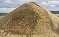 Пісок Річковий, 25 кг в мешках
