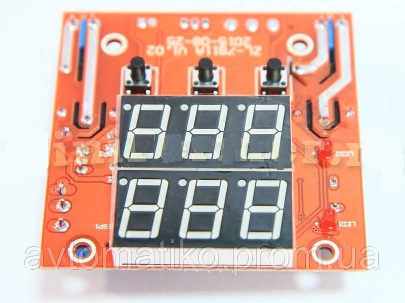 Регулятор влажности и температуры Lilytech ZL7811A - Автоматико ТМ в Одессе
