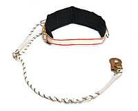 Пояс предохранительный Profi строп - петеный шнур (6ПБ)