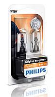 Philips Vision / тип лампы W16W / 1шт.