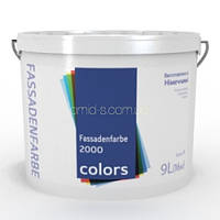 Краска фасадная COLORS Fassadenfarbe 2000