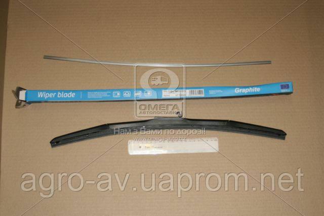 Щетка стеклоочистителя (TPS-22HB) гибрид 22 /550 мм.