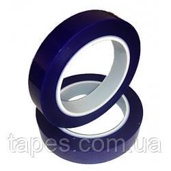 Термостойкая лента Scapa 1601 для сублимации, маркирования, печати на 3D принтере (50мм х 66м х 0,068мм)