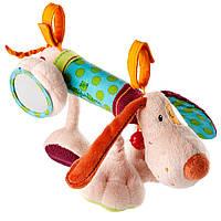 Lilliputiens - Игрушка-подвеска Собачка Джеф