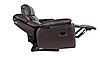 """Трехместный диван в коже с реклайнером """"ALABAMA BIS"""" (198см), фото 5"""