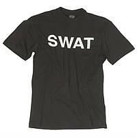Футболка SWAT - Black