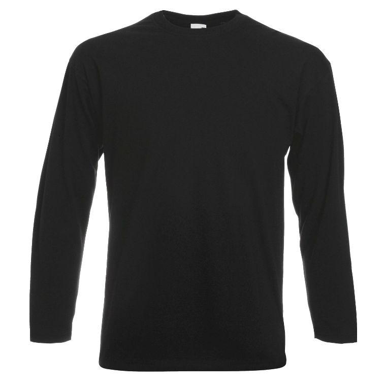 Футболка TSRA 150 LS - Black