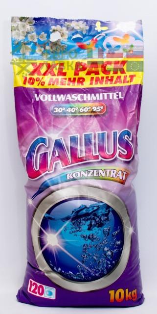 Пральний універсальний порошок GALLUS XXL pack 10 кг