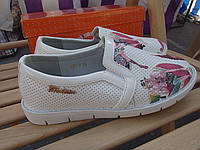Детские туфли - кроссовки для девочек, 31-36 р.