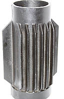 Чугунная труба радиатор для камина