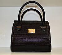 Женская сумка с оригинальным принтом