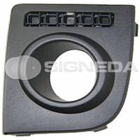Решетка переднего бампера левая Ford Fusion 06-08 PFD99187CAL 1369325