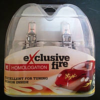 Автомобильная лампа 8405 H3 12V 55W PK22s EXCLUSIVE FIRE twin boxes Bosma