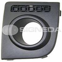 Решетка переднего бампера правая Ford Fusion 06-08 PFD99187CAR 1369324